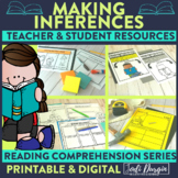 Making Inferences | Reading Strategies | Digital and Printable