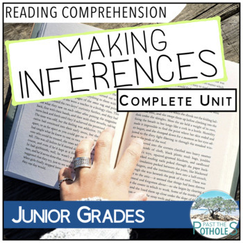 Making Inferences Reading Strategy Unit - Inferring Package