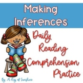 Making Inferences {Reading Strategy of the Day}