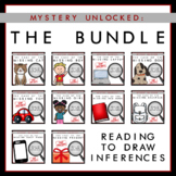 Making Inferences + Reading to Draw Inferences BUNDLE