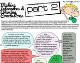 Making Inferences Role Play Activity   Part 2