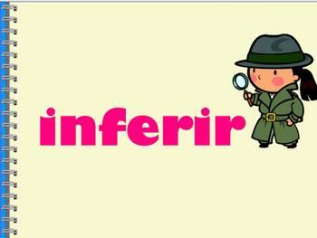 Making Inferences- SPANISH