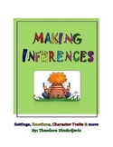 Making Inferences: State Standards RL.5.1 and RI.5.1 for Grade 5