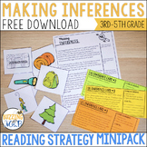 Making Inferences Reading Passage and Activities