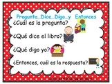 Making Inferences Strategy Posters In Spanish