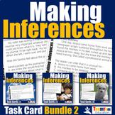 Making Inferences Task Card Bundle 2 [STAAR]