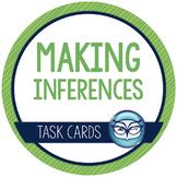 Making Inferences Task Cards Test Prep