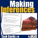 Making Inferences Task Cards 9 (Figurative Language)
