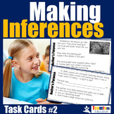 Making Inferences Task Cards (Author's Purpose)