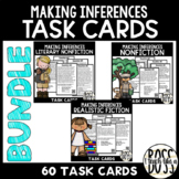 Making Inferences Task Cards Bundle