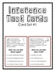 Making Inferences Task Cards- Differentiated