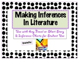 Making Inferences: Two Charts for Creating Inferences Whil