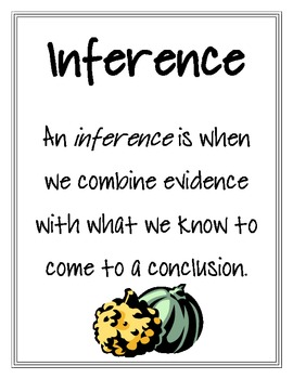 Making Inferences Using a Mixed Bag of Gourds