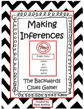 Inference Clues Game