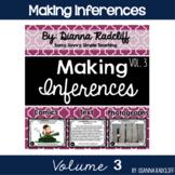 Making Inferences Vol. 3 {Standards Based}