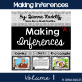 Making Inferences Vol. I {Standards Based}