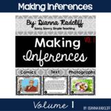 Making Inferences Vol. I {Standards Based}