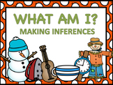 Making Inferences - What am I?