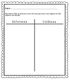Making Inferences Worksheet
