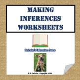 Making Inferences Worksheets