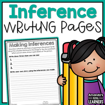 Making Inferences Writing Unit