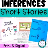 Making Inferences and Drawing Conclusions with Short Stories