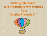 Making Inferences and Predictions Using Pictures