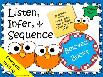 Making Inferences and Sequencing with Beloved Books