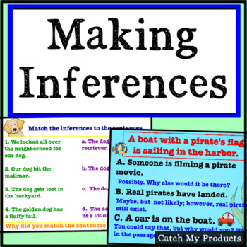 Inferences and Drawing Conclusions From Written Text Power Point