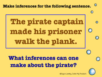 Making Inferences for Gifted Primary Students on Promethean Board