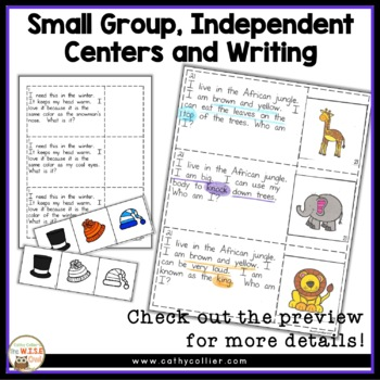 Comprehension Strategies: Making Inferences for Early Learners