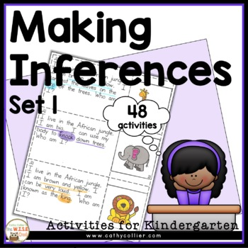 Comprehension Strategy Making Inferences