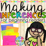 Making Inferences {for beginning readers}