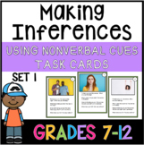 Making Inferences using Nonverbal Cues. Perspective Taking & Emotions!