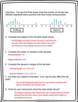 Making Inferences from a Random  Sample - 7th Grade Statistics