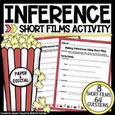 Making Inferences using Pixar Short Films