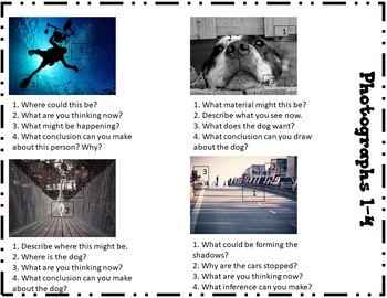 Making Inferences with Photographs
