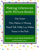 Making Inferences with Picture Books (Second Grade Book Bundle #2) CCSS