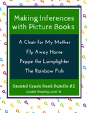 Making Inferences with Picture Books (Second Grade Book Bundle #3) CCSS