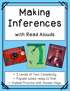 Making Inferences with Read Alouds