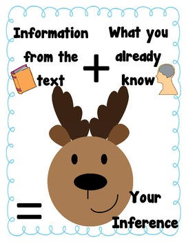 Making Inferences with Reindeer
