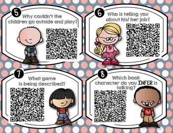 Making Inferencing with QR Codes