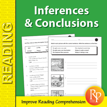 Making Inferences & Drawing Conclusions to Improve Reading Comprehension