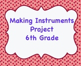 Making Instruments Project