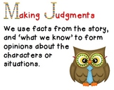 Making Judgments Poster