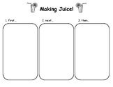 Making Juice - Primary Sequencing