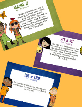 Making & Keeping Friends: School Counseling Social Skills Lesson on Friendship