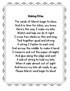 Making Kites Poetry Center Pack