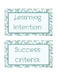 Making Language Visible for EAL/D students: learning inten