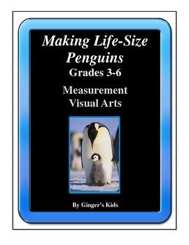 Penguins III-Making Life Size Penguins